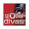 Global Divas: Valentines Day Flyer Direct marketing campaign